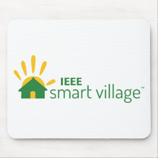 IEEE Smart Village Mouse Pad