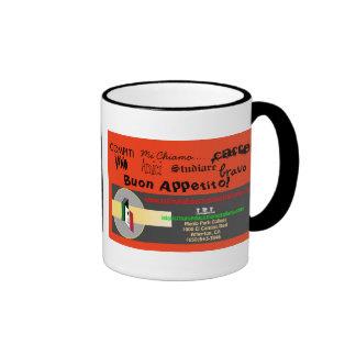 IEI Coffee Espresso Latte Cappuccino Mug