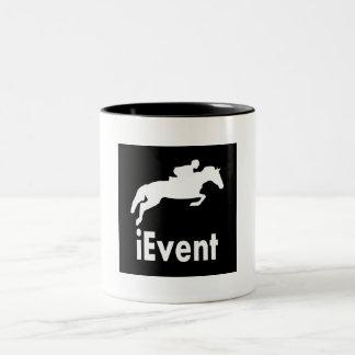 iEvent Event Eventing Two-Tone Coffee Mug