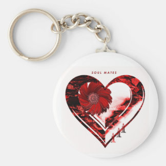 """""""If A Candle Could Burn"""" Keychain"""