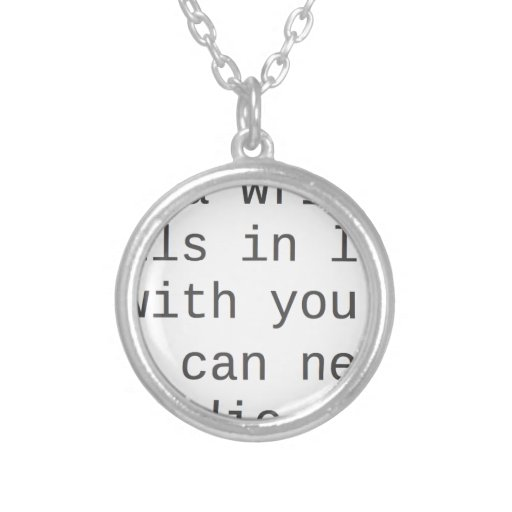 """If a writer falls in love with you..."" products Custom Jewelry"