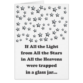 If All the Light _ Message Inside Greeting Card