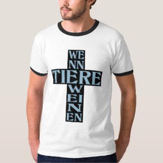 IF ANIMALS WINES -. - T-Shirt