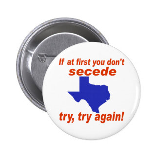 If at first you don't secede button