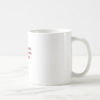 If at First you Dont Succeed Call it 1.0 Coffee Mug