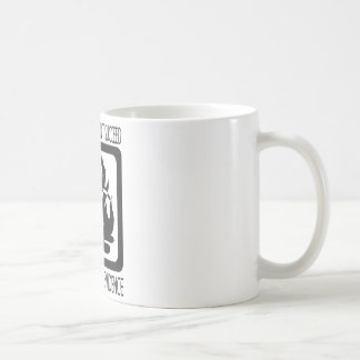 If at first you don't succeed classic white coffee mug