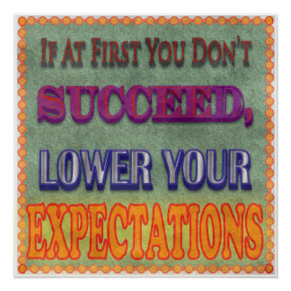 If At First You Don't Succeed... Poster