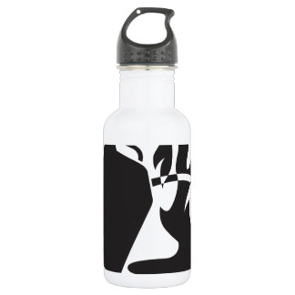 If at first you don't succeed stainless steel water bottle