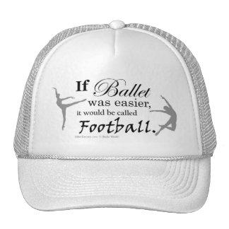 If ballet was... Cap (customizable) Trucker Hat