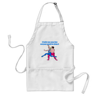 If Ballet Was Easy Apron
