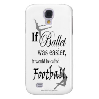 If Ballet Was iPhone 3G/3GS Case Galaxy S4 Cases