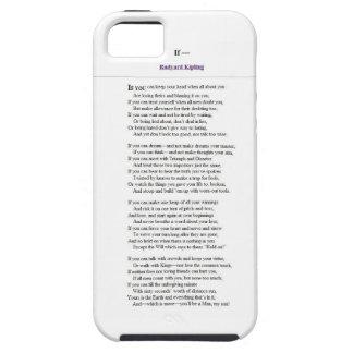 If_by_Rudyard_Kipling.JPG iPhone SE/5/5s Case