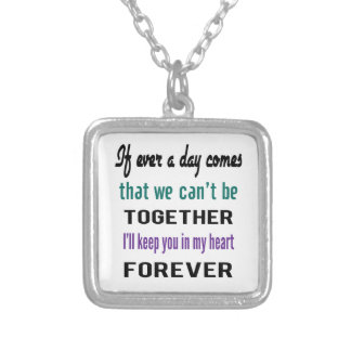 If Ever Necklace
