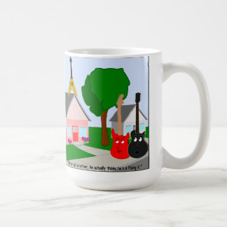 If Flying V's Could Fly Coffee Mug