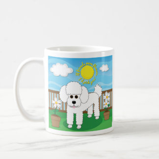 If friends were flowers, I'd pick you! Mug