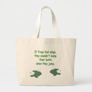 If Frogs Had Wings... Bag