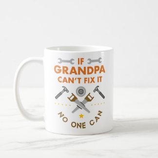 If grandpa can't fix it no one can coffee mug