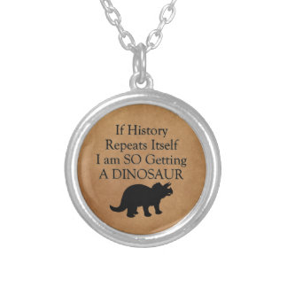 If History Rpeats Itself... Necklace
