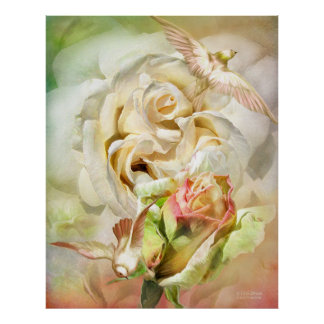 If I Can Dream - Elvis Rose Fine Art Poster/Print