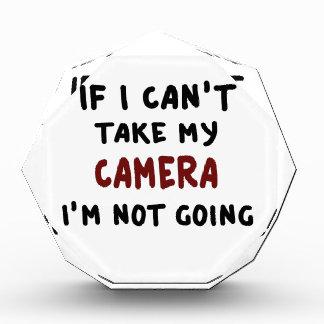 If I can't take my camera... Award