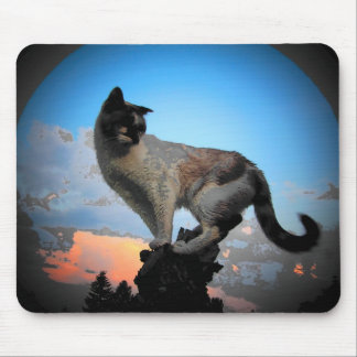 If I could fly... Mouse Pad