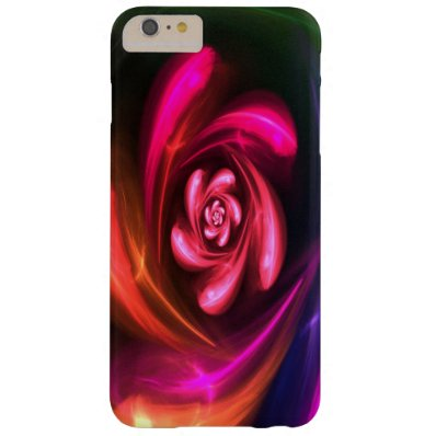 """If I Could Paint"" Fractal Art Barely There iPhone 6 Plus Case"