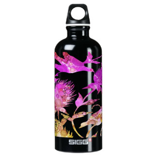 If I could see a bird fly Water Bottle