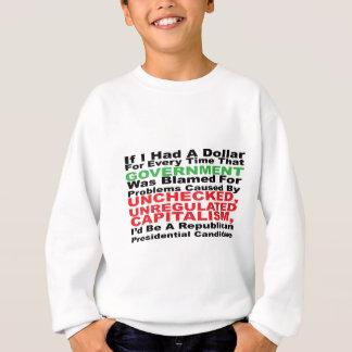 If I had a dollar... Sweatshirt