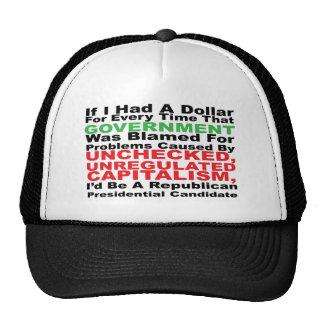 If I had a dollar... Trucker Hat