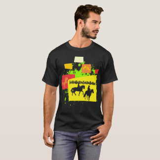 If I Look Interested Thinking Horse Riding Outdoor T-Shirt