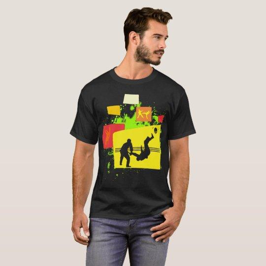 If I Look Interested Thinking Judo Outdoors Tshirt