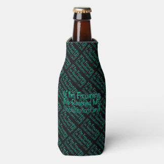 If I'm Frowning…in DuckBlue Bottle Cooler