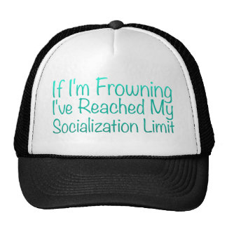 If I'm Frowning…in DuckBlue Trucker Hat