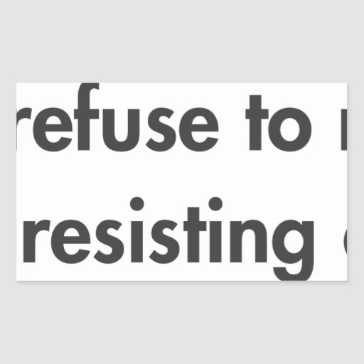 if-I-refuse-to-nap-fut-dark-gray.png Pegatina Rectangular
