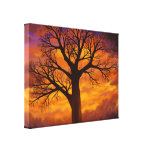 If I Were A Tree - Wrapped Canvas Print
