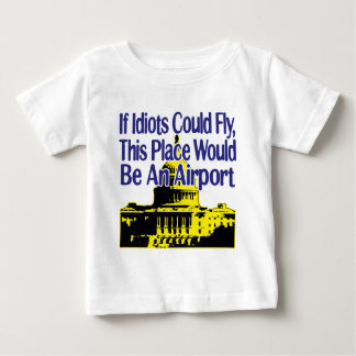 If Idiots Could Fly... T Shirt