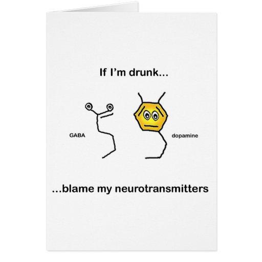 If I'm drunk... Greeting Card