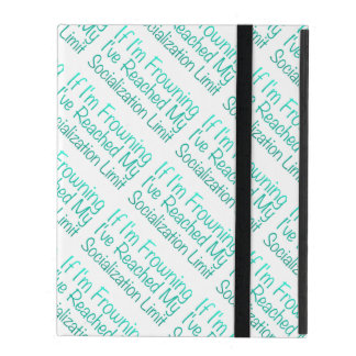 If I'm Frowning…in DuckBlue iPad Covers