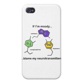 If I'm Moody... iPhone 4 Covers