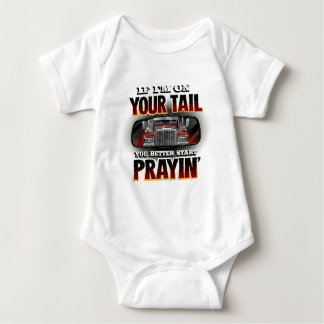 If I'm on your TAIL Trucker Shirt