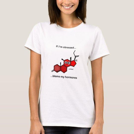 If I'm Stressed... T-Shirt