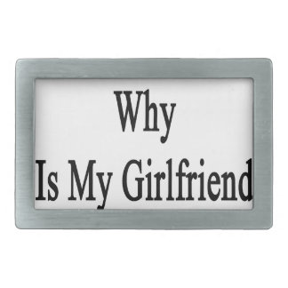 If I'm That Dumb Why Is My Girlfriend A Painter Belt Buckles