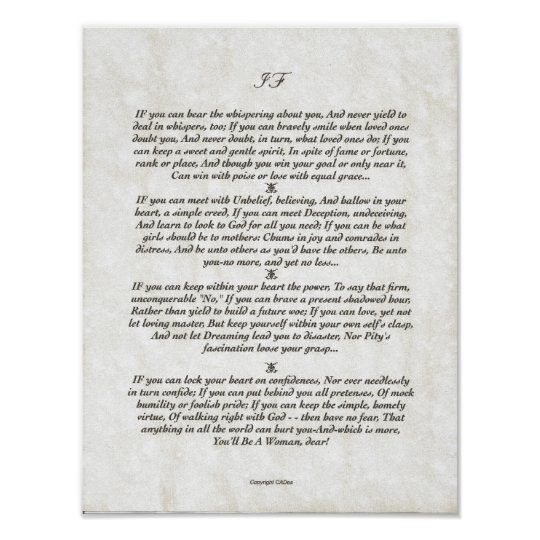 photo regarding If by Rudyard Kipling Printable identified as IF Inspiring Poem for Youthful Guys by means of Rudyard Kipling Poster