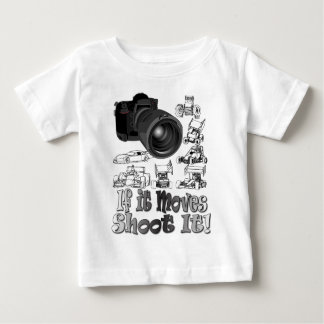If It Moves, Shoot It Baby T-Shirt