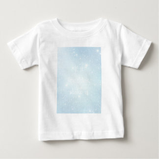 If it sparkles, stake it. baby T-Shirt