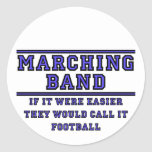 If It Were Easier They Would Call It Football Stickers