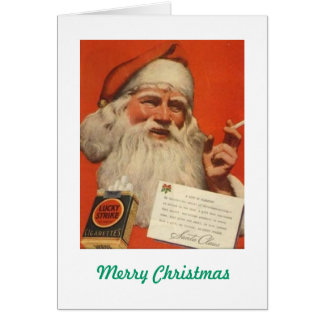 If It's Good For Santa Greeting Card