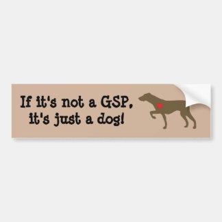 """""""If it's not a GSP, it'"""
