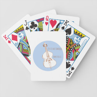 If Its Not Baroque Deck Of Cards