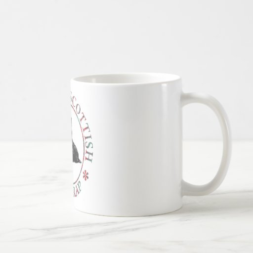 IF IT'S NOT SCOTTISH, IT'S CRAP CLASSIC WHITE COFFEE MUG